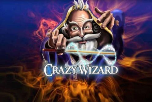 Crazy Wizard Slot