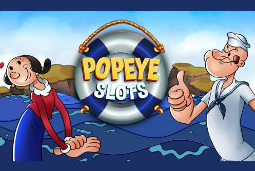 Popeye Slots Slot
