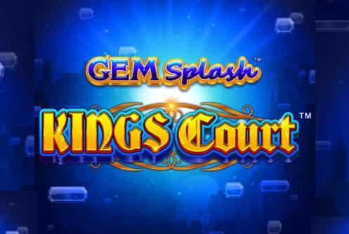 Kings Court Gem Splash Slot