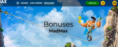 Madmax Casino