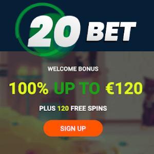 あなたの毎日を最高の一日に!20Betはあなたのために用意された、最高のオンラインスポーツベットとカジノゲームが楽しめるサイト