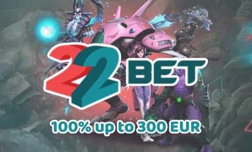 22 Bet Casino Promo