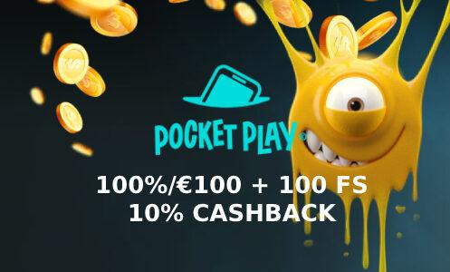 Pocket Play Casino Promo