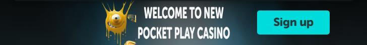Pocket Play Casino Banner