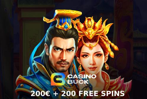 CasinoBuck Casino Promo