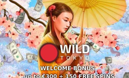 Wild Tokyo Casino Welcome Bonus