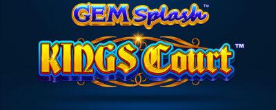 Kings Court Gem Splash slot