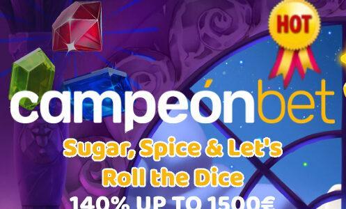 Campeonbet Casino Promo