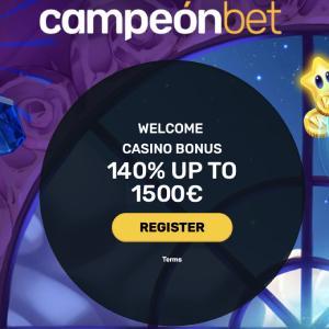 CampeonBet Bonus
