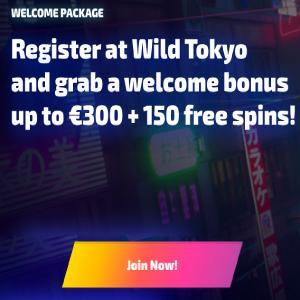 Wild Tokyo Casino Bonus