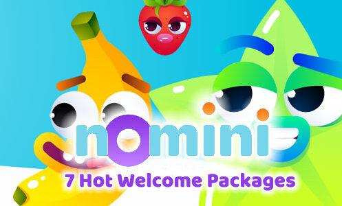 Nomini Casino 7 Hot Welcome Packages