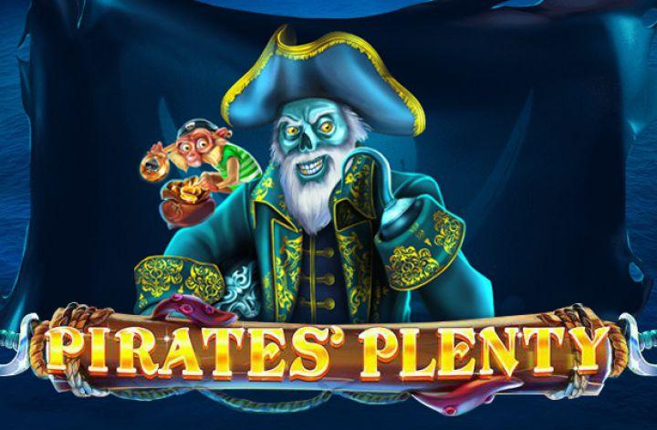 Pirates Plenty Megaways Slot