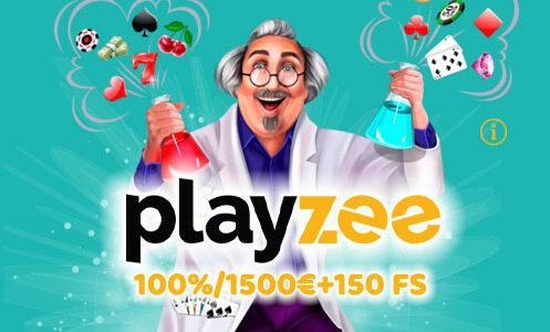 PlayZee Casino Promo