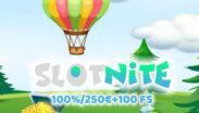 Slotnite casino welcome