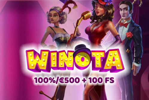 Winota Casino Featured