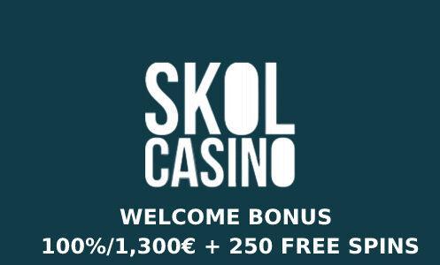 Grab a HOT Skol Casino Welcome Bonus!