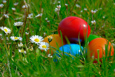 Easter-themed slots for the Easter Holiday in April 2021