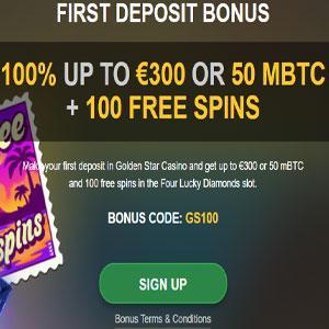 Golden Star Bonus