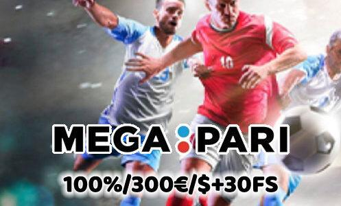 MegaPari Casino and Sportsbook