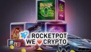 Rocketpot Casino Banner