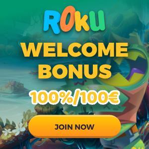 Roku Casino Bonus