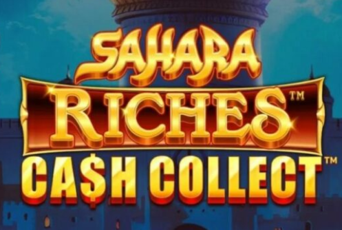 Sahara Riches Cash Collect Slot