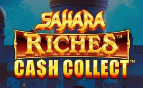 Sahara Riches Cash Collect Slot