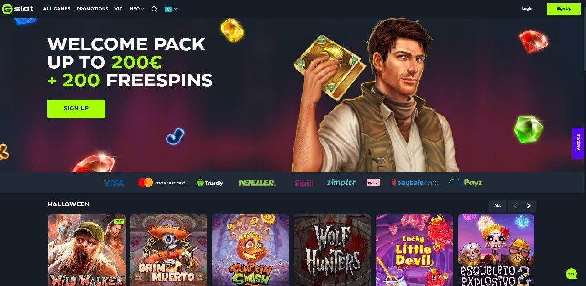 Gslot Casino