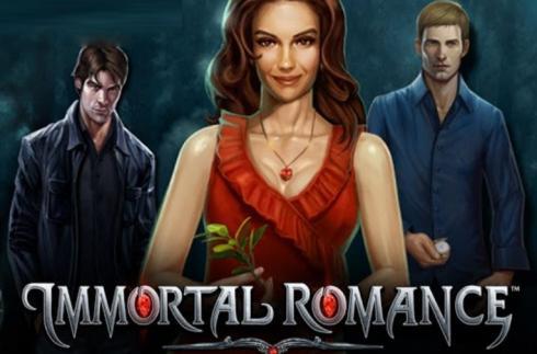 Immortal Romance Mega Moolah Slot