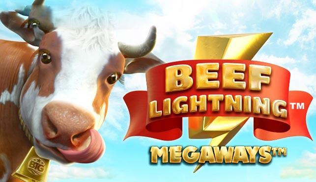 Beef Lightning Megaways Slot