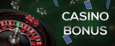 Casino bonuses june 2021