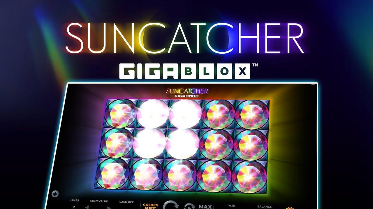 Suncatcher Gigablox Slot
