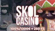 Skol Casino Bonus
