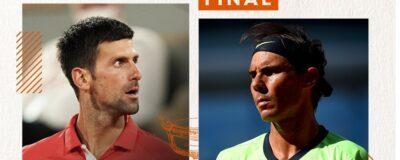 French Open Tennis Tournament Semi-Final