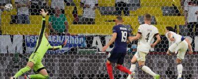 EURO 2021: Germany vs France