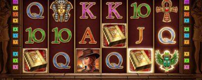 Book of Secrets 6 Slot screenshot