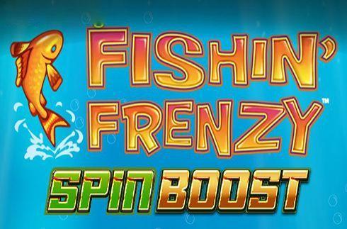 Fishin Frenzy Spin Boost Slot