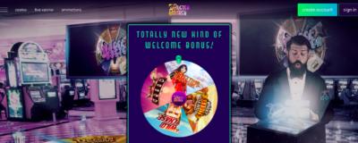 BusterBanks Casino Welcome Bonus Feature