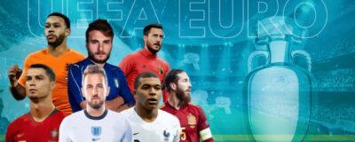 EURO 2021 Best Performers