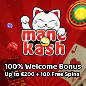 Manekash Casino Bonus
