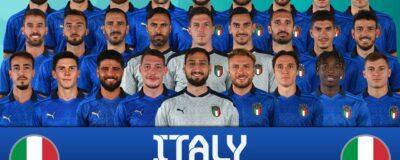 EURO 2021 Italy