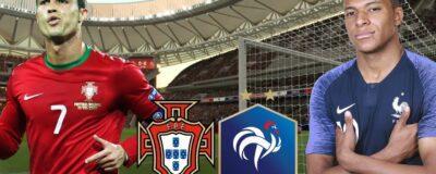 EURO 2021: Portugal v France