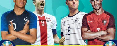 EURO 2021: top players