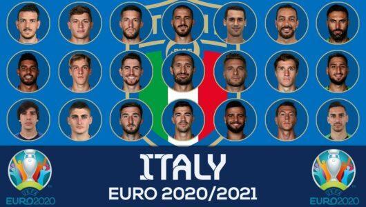EURO 2021: Italy