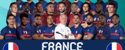 EURO 2021: France
