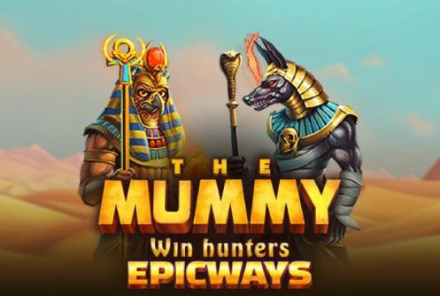 The Mummy Win Hunters Epicways Slot