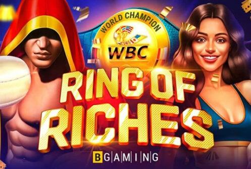 WBC Ring of Riches Slot