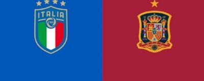 EURO 2021: Italy v Spain