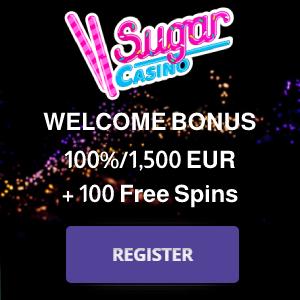 Sugar Casino Bonus