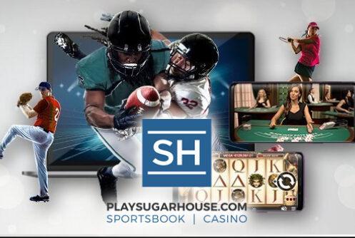 SugarHouse Casino Welcome Bonus